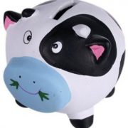 Out-Of-The-Blue-784006-Lot-de-2-Tirelires-Vache-et-Cochon-en-Cramique-0