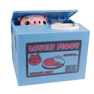 LSERVER-Bote-Tirelire-Cute-animal-volent-largent-Automatic-conomiser-Banque-Argent-Rose-Cochon-0