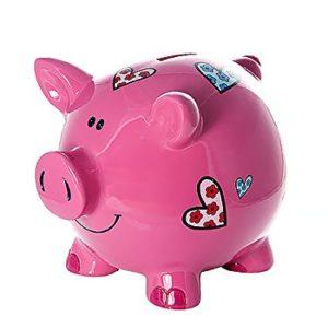 Grand-Tirelire-Cochon-avec-coeurs-pour-Enfants-et-Adultes-Filles-0