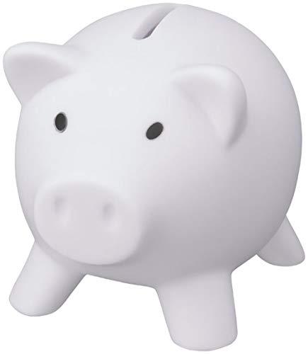 noTrash2003-Tirelire-Cochon-dconomies-de-largent-Dcoration-Cochon-Piggy-Miss-Verch-Couleurs-Wei-0