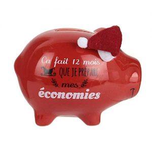 The-home-dco-factory-Tirelire-cramique-Cochon-Nol-Rouge-Economie-0