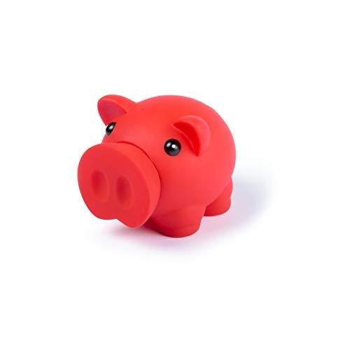 Tirelire-cochon-avec-corps-de-finition-en-caoutchouc-doux-dans-des-couleurs-vives-Tirelire-originale-pour-enfant-avec-bouchon-Tirelire-de-voyage-lgre-et-rsistante-Rouge-0